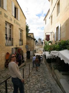 Streets in St Emilion