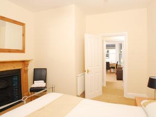 First floor one bedroom apartment bedroom