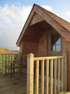 Hebridean Huts (Harebell Hut)