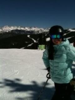 Largest ski Mountain in Norh america