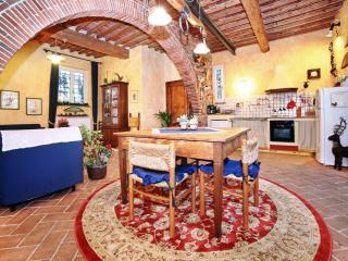 Casa Gio / tra viti e ulivi con panorama su Lucca