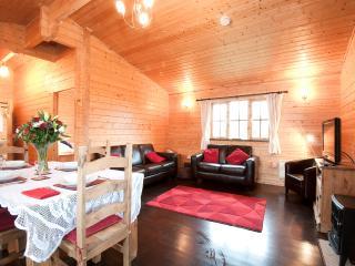 Cherry Lodge living area