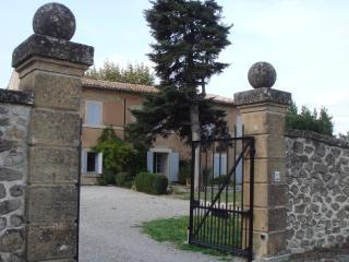 Maison au coeur d'un parc, Le Puy-Sainte-Reparade