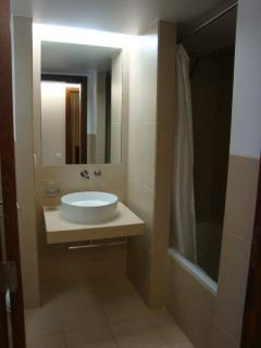 2nd Bathroom with Bath & Shower