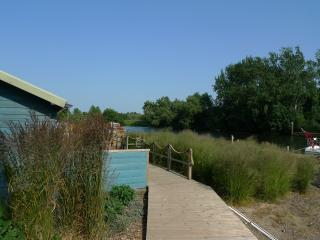 Situated between Thorpe Marshes nature reserve & Whitlingham Country Park but only 10 mins from