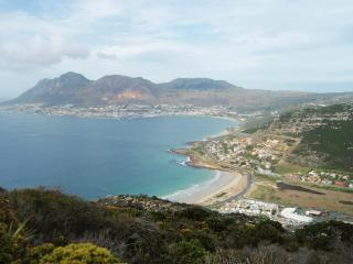 Glencairn beach from breathtaking Elsies Peak hike