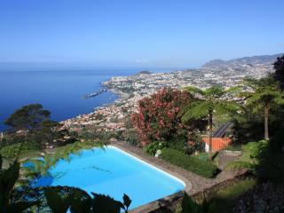VUE SPECTACULAIRE SUR FEU D'ARTIFICE FUNCHAL, Funchal