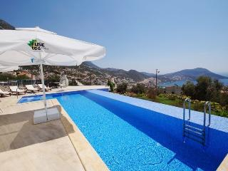 6 Bedrooms Seaview Villa (Free car or transfer), Kalkan