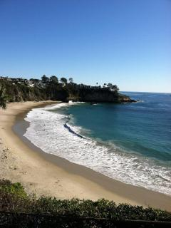 Salt Creek Beach. 10 minutes