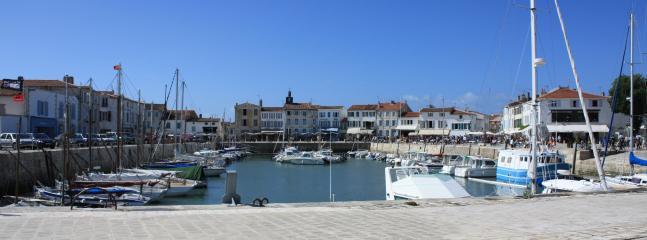 La Flotte harbour
