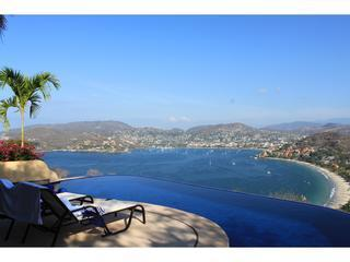Beautiful Views and the Infinity Pool