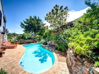 House at Longbeach, Noordhoek, Cape Town - Pool area