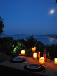 the terrace - a romantic dinner with view