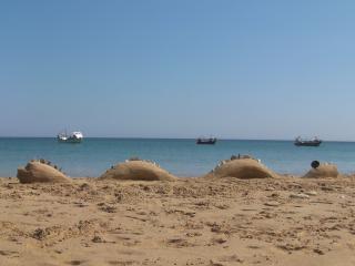 Praia Mar, Salema