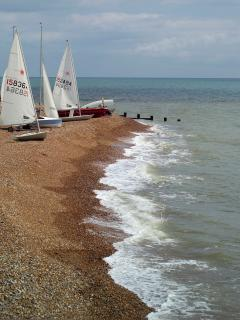 Sailing club - 10 minutes walk away