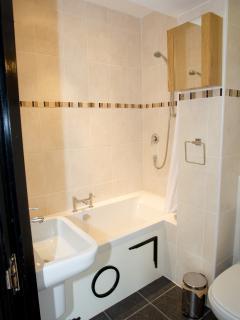 Master Bedroom Bath and Shower En-suite