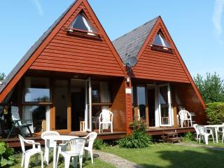 Chalet 67 Kingsdown Park WiFi in the chalet included