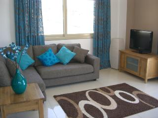 Comfortable lounge with Wi-Fi and IPTV