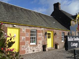Ballat Smithy Cottage, Loch Lomond & Trossachs, Central Scotland.