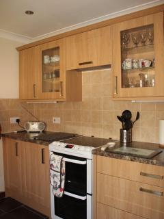 Kitchen (hob & oven)