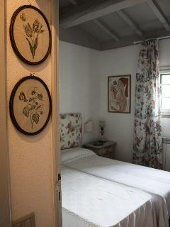 Bedroom upstairs unit