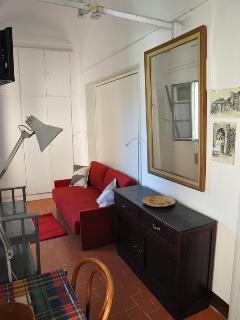 STUDIOLO living area