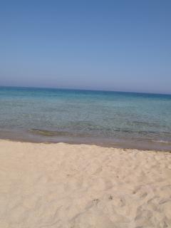 Bafra beach