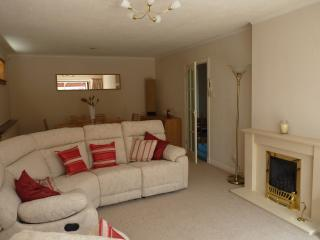 Lovely bungalow in Gullane for the Scottish Open