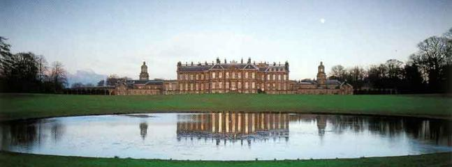 Hopetoun House, 2 miles from Echline View