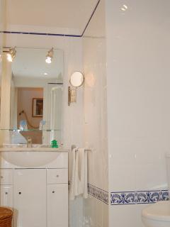 Shower bathroom 2