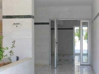 Disabled access to block, marble floors throughout plus two lifts.
