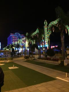 Marina d'Or by night