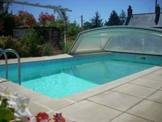 La Tourangelle avec piscine, Chenonceaux
