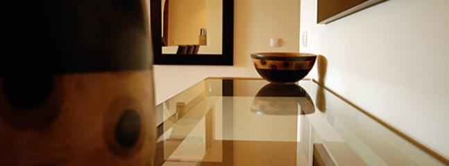 Stylish decor with plenty of clutter-free storage
