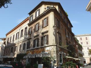 TRASTEVERE_PONTE SISTO-VATICAN, Roma