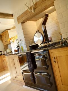 ever tried an AGA , now's your chance!