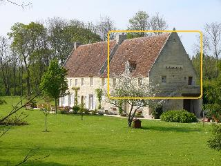 La Balanderie manor Normandy D.Day beach Caen, Colleville-Montgomery