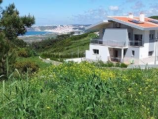 Villa in Nazare area with magnificent ocean view
