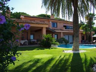 Casa con encanto y cascadas en el Mareme, Sant Andreu de Llavaneres