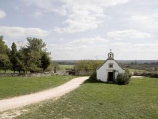 La chiesetta della masseria