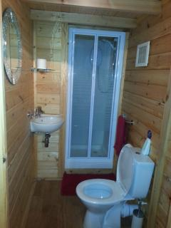 Huntsmans Lodge - Bathroom