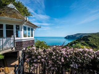 Blessings of Joy,Castle Heights 4****Lynton EX35, Lynmouth