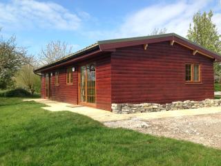 Butterfly - Luxury Log Cabin in Somerset, East Huntspill