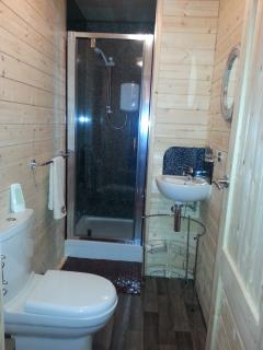Willow Lodge - Bathroom