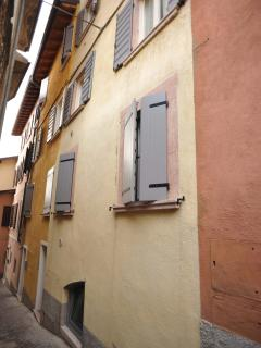External view from via Dosso