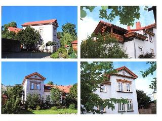 Ferienwohnung Am Lindenallee, Arnstadt