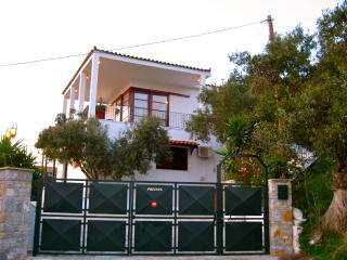 Skiathos Xanemos Villa, Ciudad de Skiathos