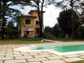 Villa Liberty, Monte San Savino