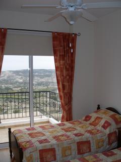 Second twin bedroom