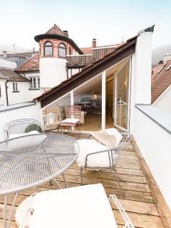 wiev from terrace